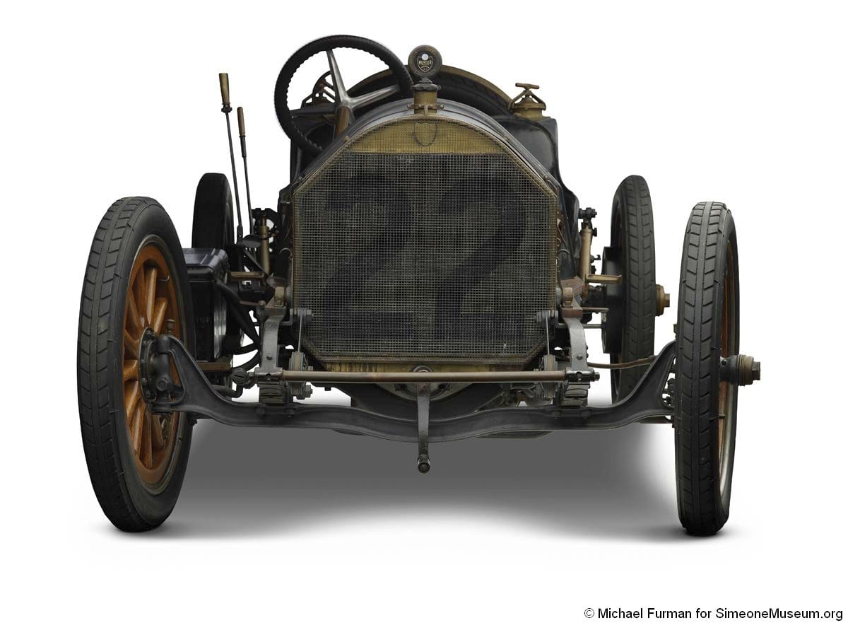 1913 Mercer Raceabout | Simeone Foundation Automotive Museum