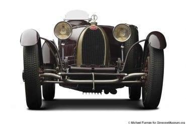 1926 bugatti type 35 front