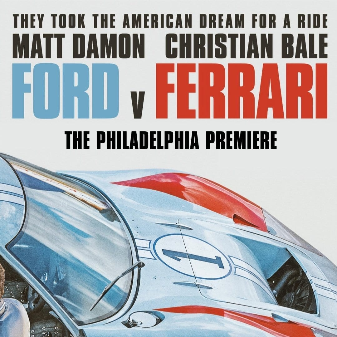 Ford V Ferrari Movie Premiere