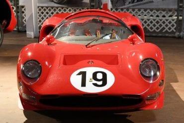 2020 Ford v Ferrari Demo Day – il Commendatore. Enzo Ferrari and the Quest for Perfection Event Header