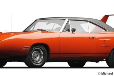 1970 plymouth road runner superbird f3q
