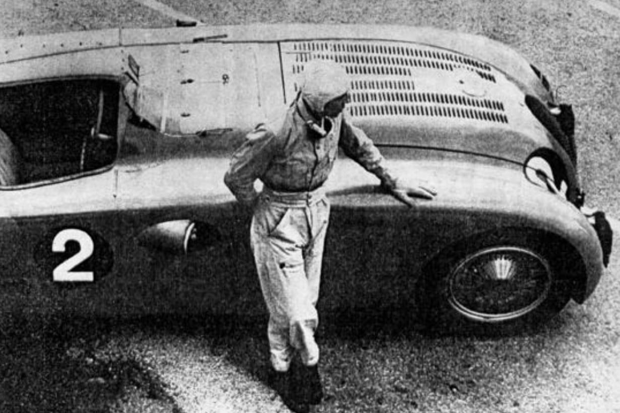 Bugatti Tank Veloce Today